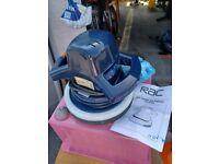 Electric car polisher