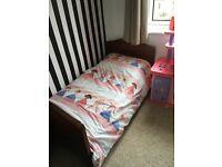 Winnie the Pooh children's bed