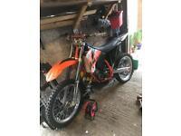 Ktm sx 125cc 2002