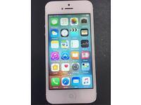 Apple iPhone 5 16GB EE network