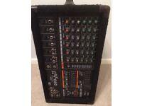 Yamaha EMX 660w powered mixer