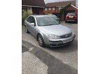 Ford mondeo diesel with mot!!