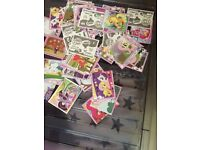 My little pony 2016 annual stickers