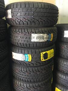 Four New 205 / 55 R16 Pirelli W210 Sottozero Winter / Snow Tires -- CLEARANCE