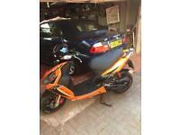 Symjet sr 50 cc x scooter
