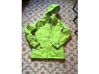 Burton ski/snowboard jacket - ladies small (8)