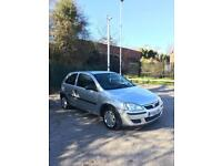 vauxhall corsa 1.0 long mot drive great