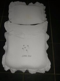 Two piece pram set
