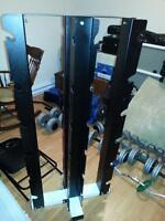 Metal Dumbell Rack