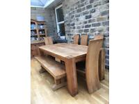 New Used Dining Tables Chairs For Sale In South Yorkshire
