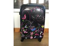 Hard suitcase. Medium/large size***sensible offers welcome***