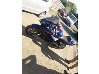 Honda 800 road bike
