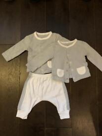 Mori baby sleep suits