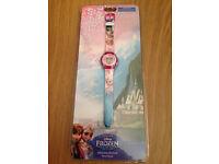 Frozen Elsa and Anna digital watch RRP £16.99