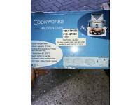 New Cookworks Digital Halogen Oven
