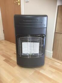 Calor gas heater with gas bottle. NOW SOLD...