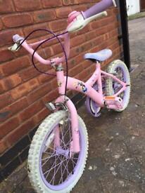 Children's Disney bike