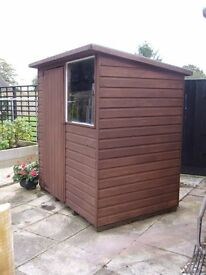Shed 6'x4'