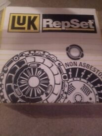 NEW LUX REPSET CLUTCH KIT 618301600