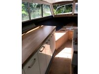 River Cruiser – 27ft Lytton Discovery - Project 90% complete
