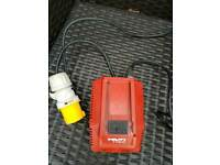 Hilti battery charger 110v
