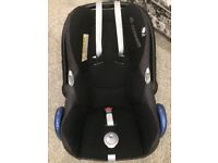 Maxi Cosy Car Seat & Isofix Base - 0-12 Months
