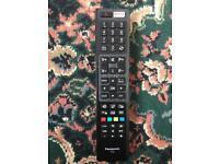 Panasonic smart TV Remote