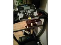 Pro Fitness Treadmill with Built In Speaker