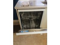 Rarely used dishwasher for sale