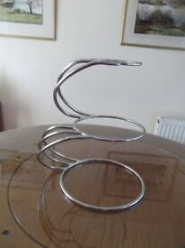 3 Tier E shaped Wedding Cake Stand Priced to sell quickly £38 Stunning as used by professionals