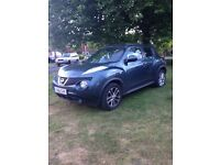 Nissan Juke only 41,000 miles full service history!