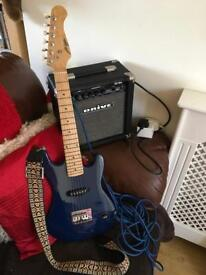 Johnny Brooks Junior 1/4 Guitar/Amp