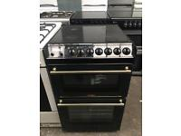 TRICITY BENDIX free standing electric ceramic cooker 55 cm Width In Perfect Working Order