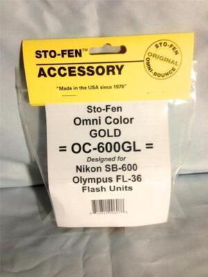 Отводы для вспышки Sto-Fen Omni-Bounce OC-600GL
