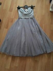 Coast sequin dress size 6