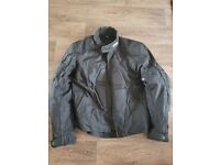 Rayven motorcycle jacket, size medium £50 great condition.