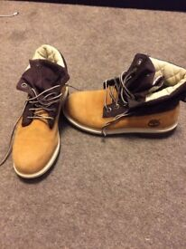 Womens Timberland Boots, Size 5, Great Condition