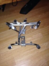 Honda pcx125cc headlight bracket