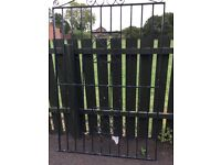 Wrought Iron Gates for collection £25 ONO