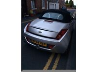 2004 FORD STREETKA 12 mths mot clean all round