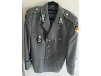 German Formal Officer Uniform Jacket Wachbataillon Guards