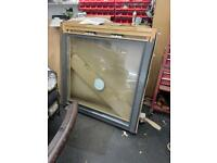 Velux centre pivot window roof window never been use