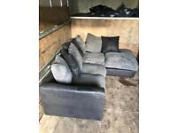 Corner settee free delivery
