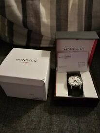 Mondaine automatic Swiss railway watch