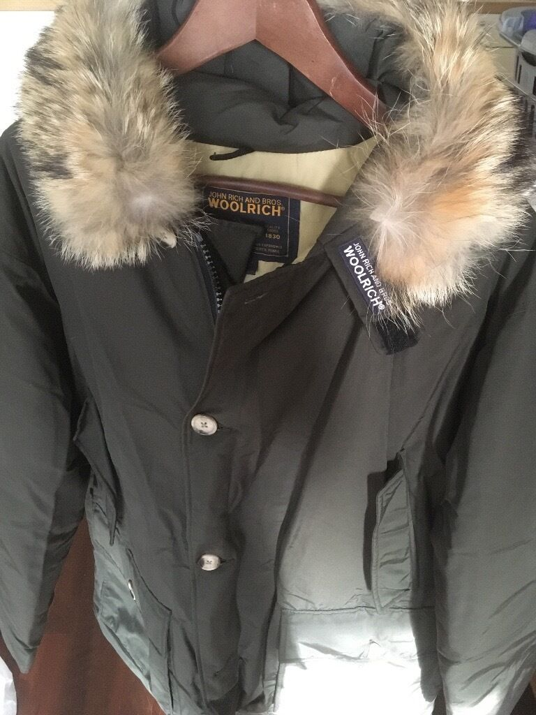 Woolrich men's coat