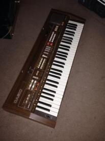 Casio Casiotone 701 Vintage Organ Keyboard Synth