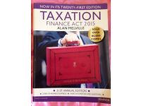 TAXATION BOOK 21ST EDITION 2015-2016
