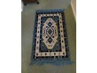 Pair of rugs, Tunisian