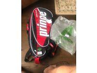 Tennis bag 12 racket prince new in bag