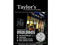 Barber required for a busy barber shop in Ware